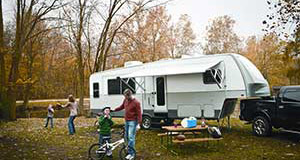 Fall Detroit Camper and RV Show