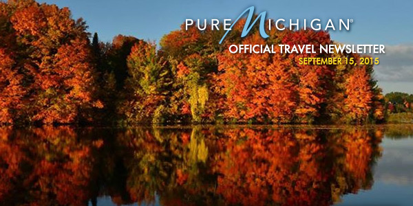 Pure Michigan Official Travel Newsletter